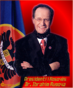 Presidenti Dr. Ibrahim Rugova