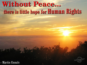 Human Rights Quotes – Human Beings – Equality - Personal Freedom ...