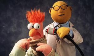 Wanna make a Muppet happy? Go vote for Beaker's