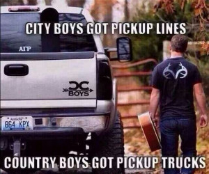 Country boys and trucks!!
