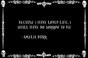 Morbid Quotes