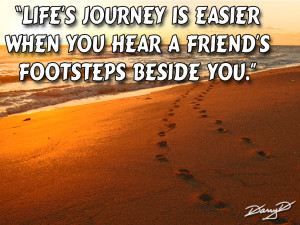 Footsteps Quotes Darry d quotes 4