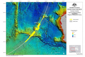 Deep sea volcanoes, ridges discovered in search for missing Malaysia ...