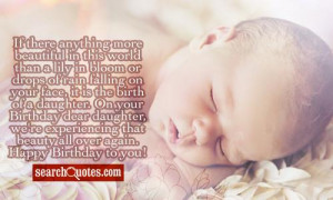 Similar Galleries: Happy Birthday To My Beautiful Daughter Quotes ,