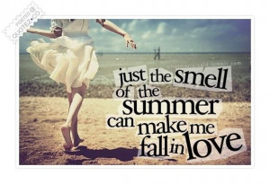 Summer love quote