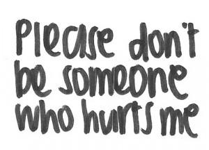 please don't? :'c