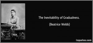 More Beatrice Webb Quotes