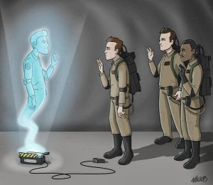 Goodbye Dr. Egon Spengler