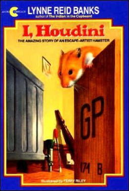 Houdini The Amazing Story of an Escape Artist Hamster