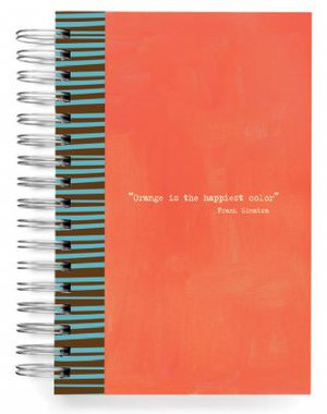 Orange is the happiest color, Quotes Jumbo