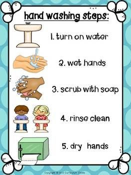 HYGIENE AND HEALTHY HABITS: HAND WASHING & BRUSHING TEETH {DENTAL ...