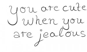 Jealousy Quotes And Sayings...