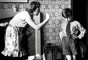 The death of discipline: Parents 'avoid telling children off for fear ...