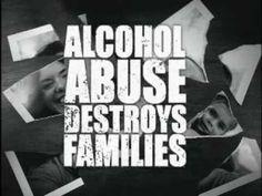 Alcohol Abuse Destroys Families