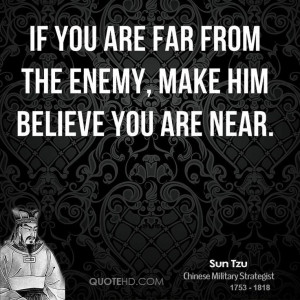 More Sun Tzu Quotes on www.quotehd.com