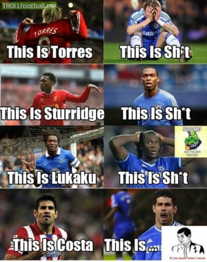 Chelsea Strikers story ...