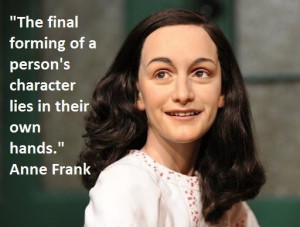 Anne frank famous quotes 6