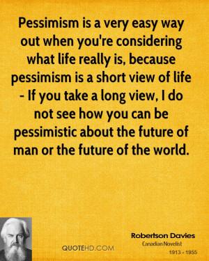 Robertson Davies Quotes