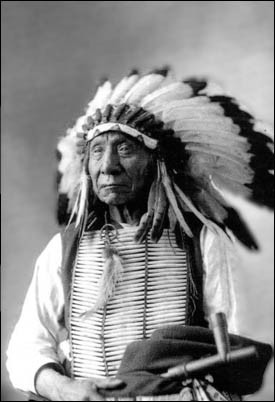 Native Americans Of History