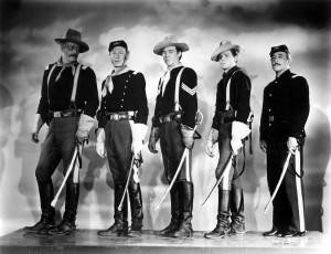 Stars From The Past She Wore a Yellow Ribbon - John Wayne 1949