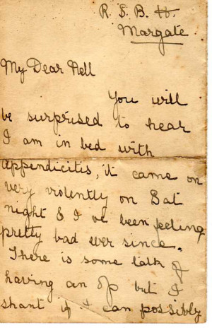 Letters From World War 1 Nurses