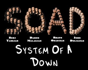 ... do Rock 2013 (Sobre, Making Of e Clipe): System Of a Down – Toxicity
