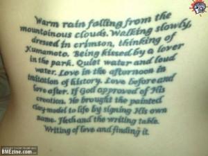 popular tattoo quotes - tattoo quotes ideas. David Beckham Tattoo ...