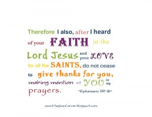 ... -cease-to-give-thanks-for-you-making-mention-of-you-in-my-prayers.jpg