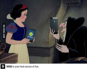Watch out Snow White!