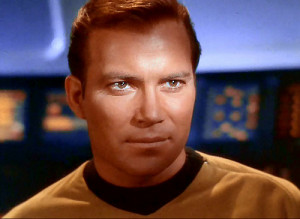 ve already got a female to worry about. Her name is the Enterprise ...