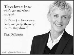Woman Crush Wednesday Quotes Woman crush wednesday: ellen