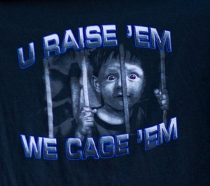 In 2008, the Denver police union was caught selling these shirts in ...