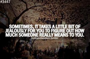 true love in love lovely smile alone never hate jealous jealousy ...