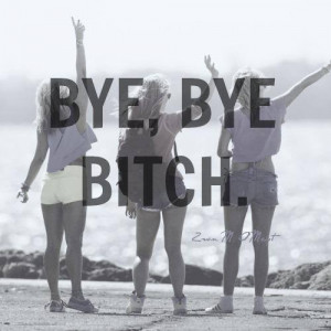 bye hoe | via Facebook