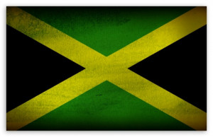 Bob Marley Jamaican Colors...