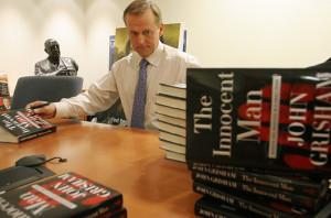 John Grisham Author Crime Law Legal Thriller The Firm The Pelican ...