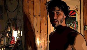 ... Warner Independent Pictures' animation film, A Scanner Darkly (2006