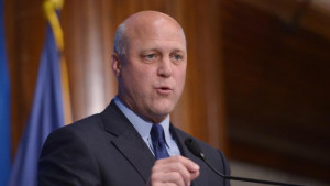 New Orleans Mayor Mitch Landrieu speaks about New Orleans' emergence ...