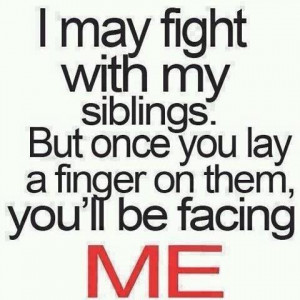 Dont Mess With My Family Sayings Don't mess with my family!