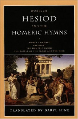 """Start by marking """"Works of Hesiod and the Homeric Hymns"""" as Want ..."""