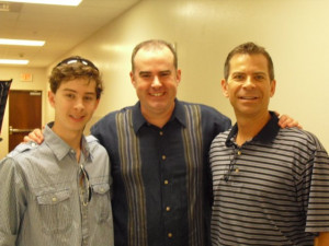 Rusty, Alex Kendrick-writer/director/actor for