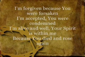 You Are My King by Newsboys