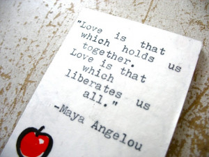 Love Liberates