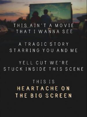 5 seconds of summer heartache on the big screen