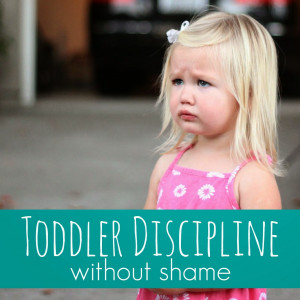 toddler acting out is not shameful, nor is it behavior that needs ...