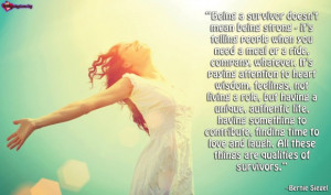 WhisperingLove.Org-love-survivor-strong-life-time-wisdom-Bernie-Siegel ...