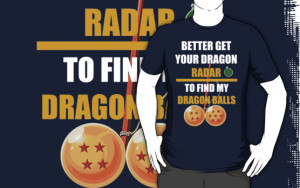 Dragon ball z funny quote by Ali Gokalp