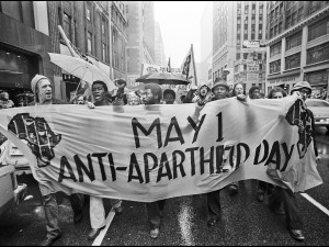 Civil Rights Movement's on South African Apartheid