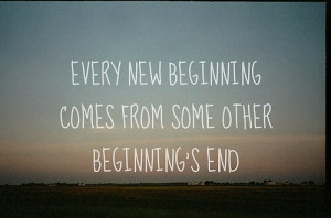 beginning, closing time, end, ending, lyrics, quote, semisonic, sky ...