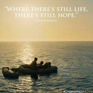 Unbroken Movie Quotes Quotesgram